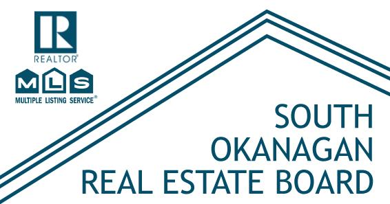 South Okanagan Real Estate Board